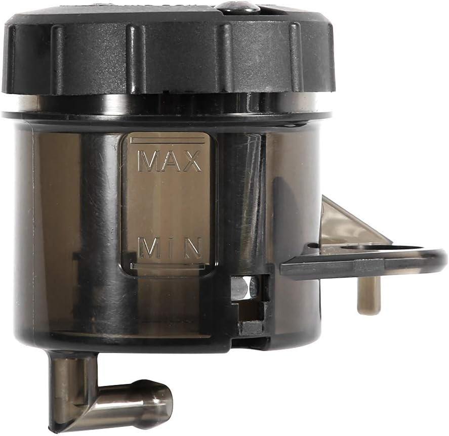 Motorcycle Front Brake Master Cylinder Brake Pump Clutch Fluid Reservoir for Motorcycle Modification Brake Clutch Oil Cup