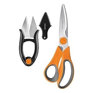 Fiskars 2 Piece Kitchen Shears Set, 510051-1002