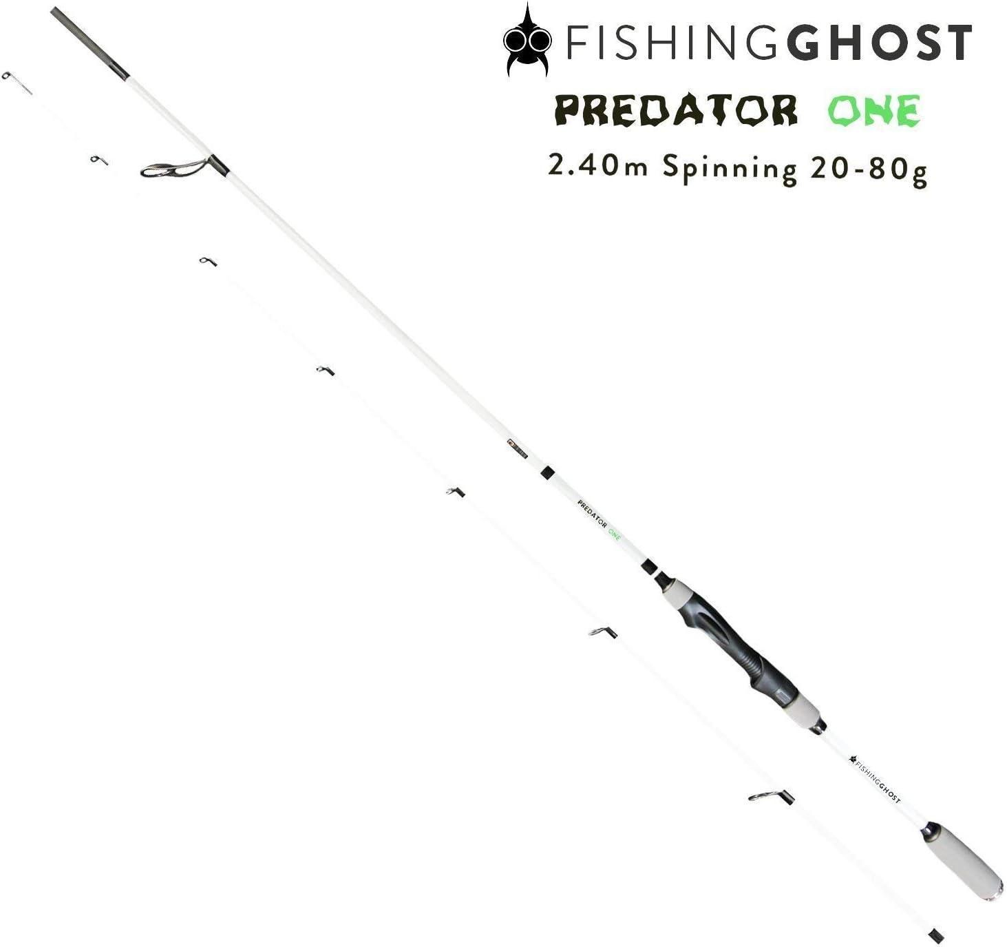 FISHINGGHOST Rod - Spinning Rod - Rod - Hechtrute - Transmisión ...