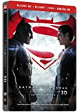 Batman V Superman : L'aube De La Justice (version longue) [SteelBook Ultimate Édition - Blu-ray 3D + Blu-ray + DVD + Copie digitale]