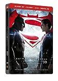 Batman V Superman : L'aube De La Justice (version longue) [SteelBook Ultimate Édition - Blu-ray 3D + Blu-ray + DVD + Copie digitale]
