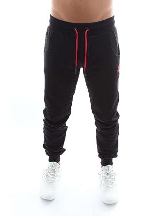 Swag SF725 Pantalones de chándal Hombre Negro M: Amazon.es: Ropa y ...