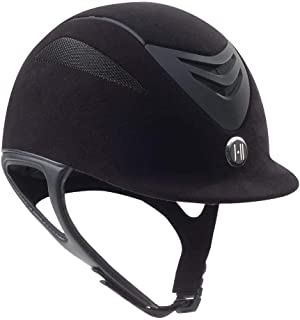 Ovation ER One K Defender Casque en daim English Riding Supply