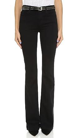 62ccf50b57255 Amazon.com  J Brand Women s Maria High Rise Flare Jeans  Clothing