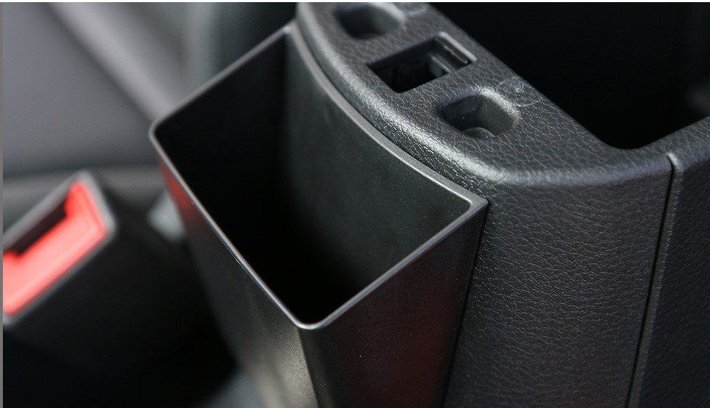 Highitem Mobile Phone Case Holders ABS Auto Car Exterior Armrest Storage Box for Jeep Renegade 2015 up 4347612997