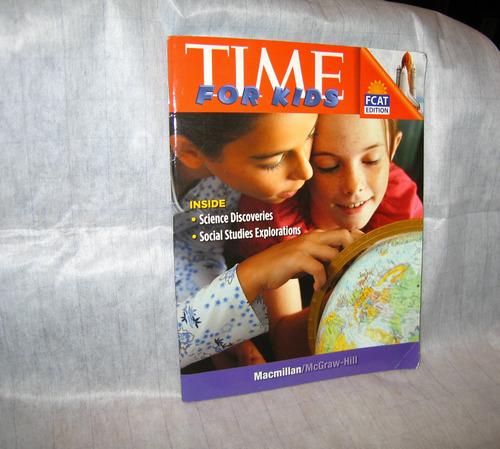Download Time for Kids FCAT Edition Grade 5 (Florida Treasures) pdf