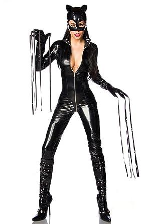 latex catwoman kostüm
