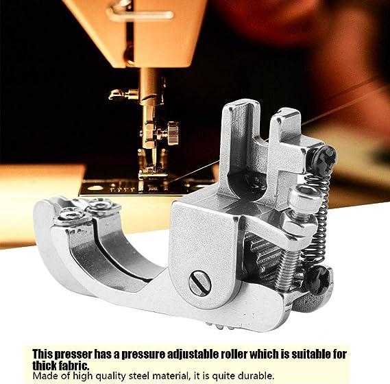 Prensatelas ajustable a presión para máquina de coser, accesorio ...