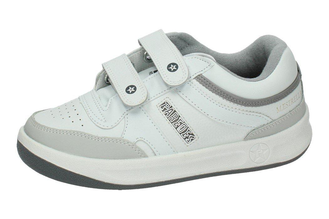 Parotes DP101 BL40 Estrella Klettverschluss-Schuhe Arbeit O1 Größe 40 Weiß