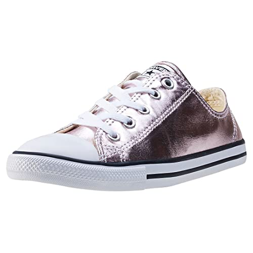 Converse All Star Dainty Ox Sneaker Donna Pink, (Rot), 36