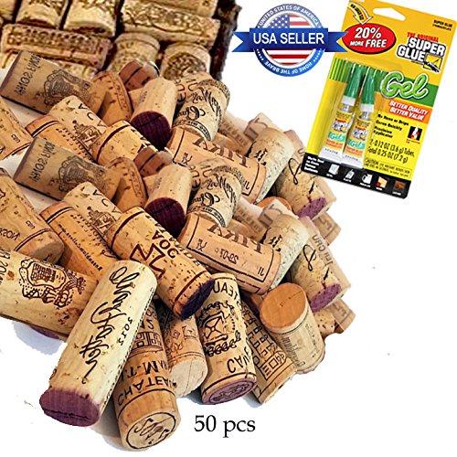 50 wine corks - 5