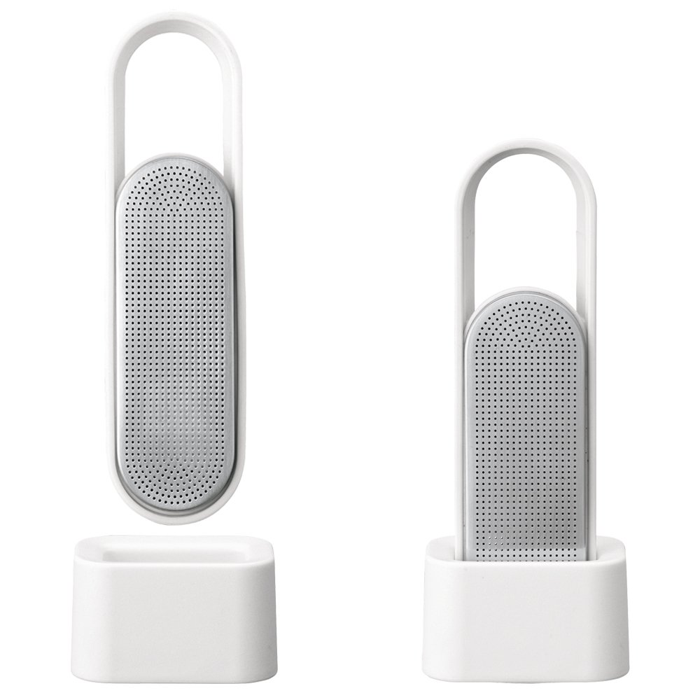 Loop Tea Strainer Color: White by Kinto
