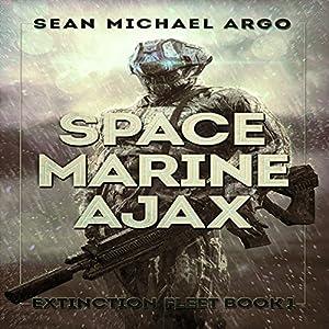 Space Marine Ajax Audiobook