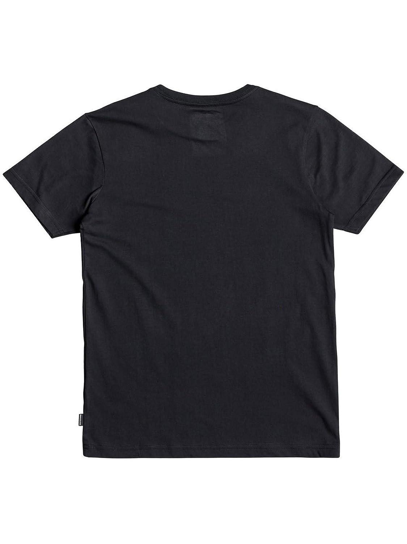 Quiksilver Camiseta ni/ño Heat Stroke Negro