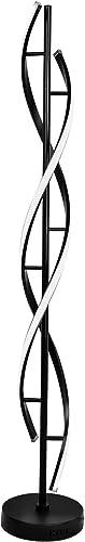 Editors' Choice: Modern Floor lamp 53 in,LCiWZ 35W Night Light Dimming Standing Lamp,Corner Spiral Floor Lamp