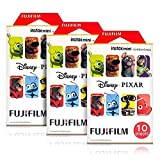 Fujifilm Instax Mini Pixar 30 Film for Fuji 7s 8 25 50s 90 300 Instant Camera, Share SP-1 Printer