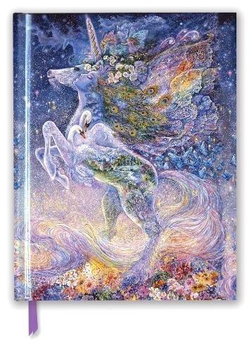 Josephine Wall: Soul of a Unicorn (Blank Sketch Book) (Luxury Sketch - Soul Tree