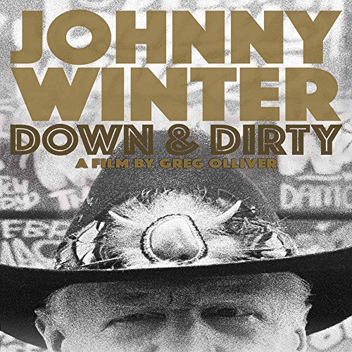 DVD : Johnny Winter - Johnny Winter: Down and Dirty (DVD)