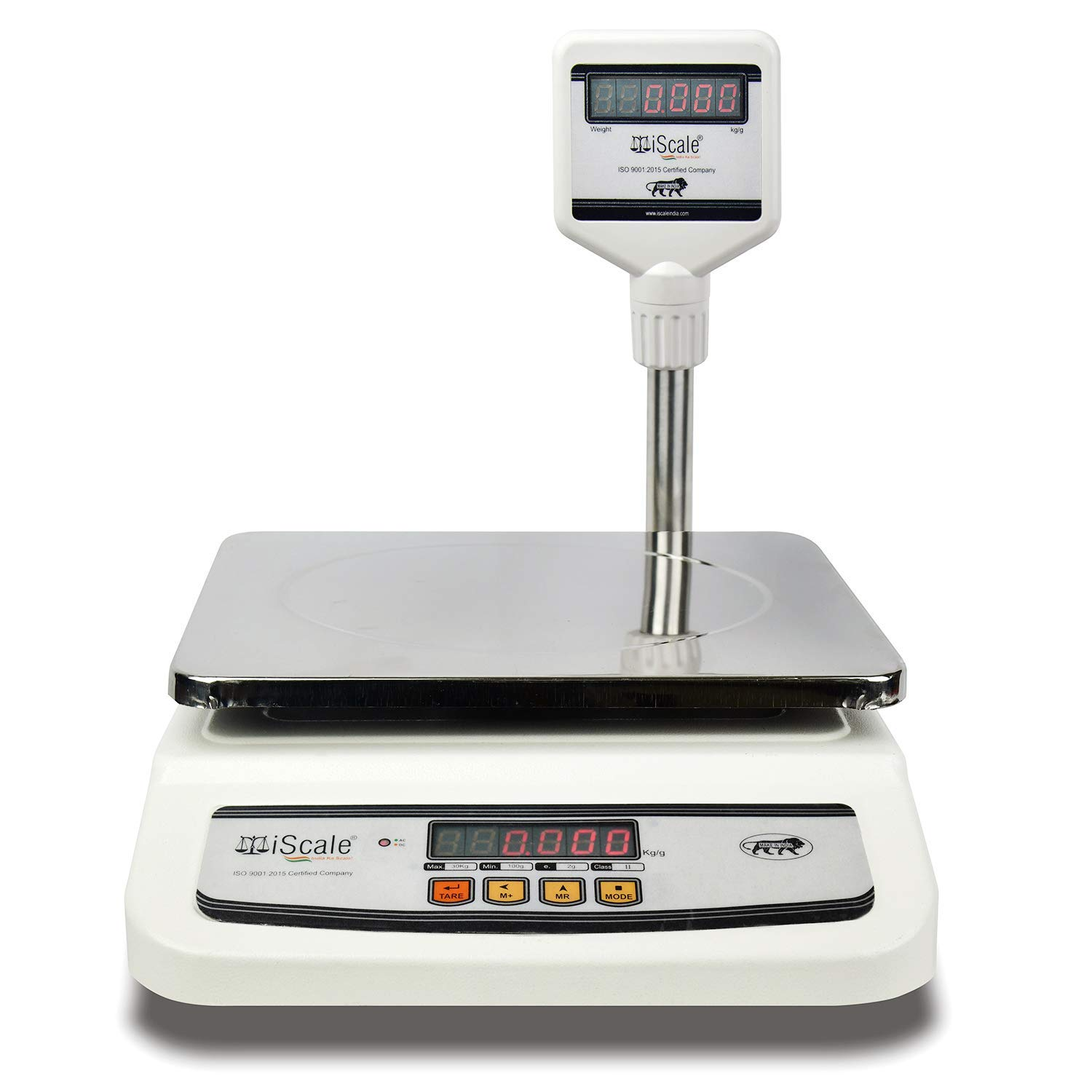 electronic weighing machine for shops