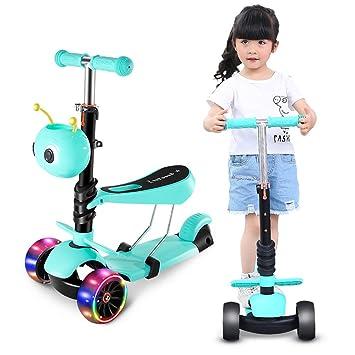 Patinete Scooter Freestyle 3 en 1 Walker Scooter 3 Ruedas de ...
