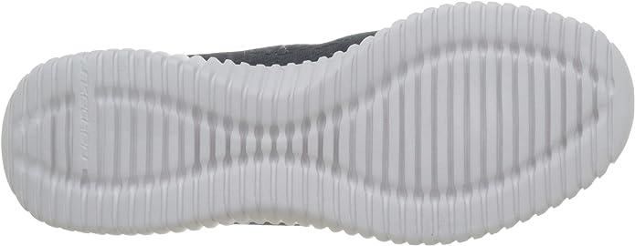 Skechers Herren 52871 Elite Flex Clear Leaf NVY, Mode und