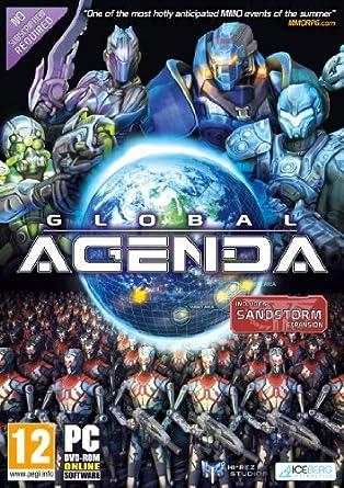 Global Agenda (PC DVD) [Windows] - Game [Importación Inglesa ...