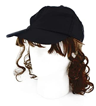 Billy Bob Teeth 10079 Billy Ray Hat with Brown Hair  Amazon.ca  Toys   Games 4ce83250960d
