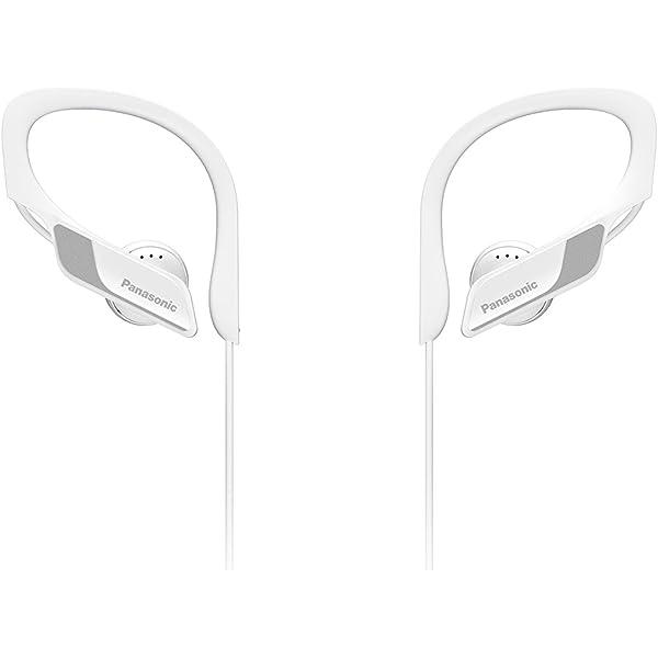 Panasonic Wings RP-BTS10E-W- Auriculares Bluetooth Deportivos ...