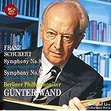 シューベルト:交響曲第8番「未完成」&第9番「ザ・グレイト」(期間生産限定盤)