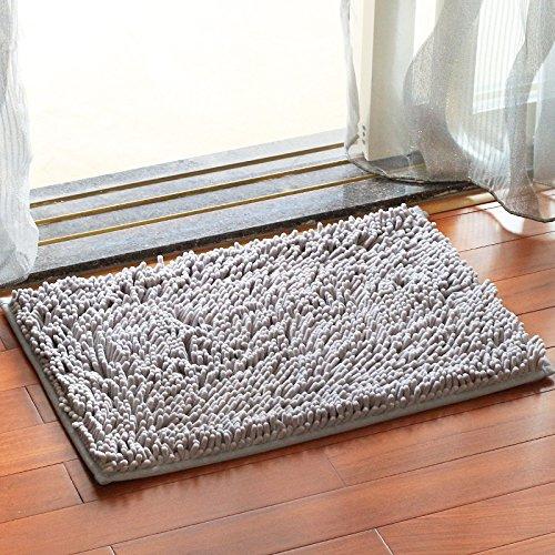 Household mats bedroom carpet mats bathroom mats toilet water-absorbing mat -4565cm K by ZYZX