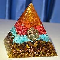 MFKW Pirámide de Orgone Generador de energía Recluta