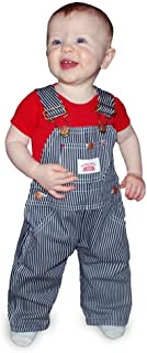 product image for Round House Kids Striped Overalls