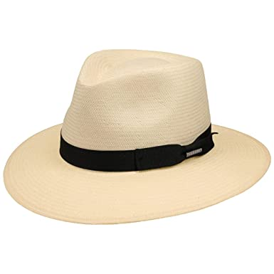 7db4278b624 Stetson Tokeen Toyo Traveller Straw Hat for Men Sun hat with ...