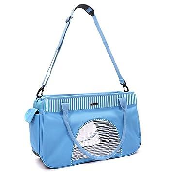 BLWX-Bolsa de mascotas - Bolsa Transpirable de Verano para ...