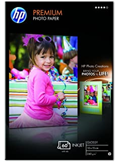 Hp matte greeting card 20 cardsa4210 x 297 mm greeting cards hp premium glossy photo paper 100 x 150 mm 60 sheets m4hsunfo Gallery
