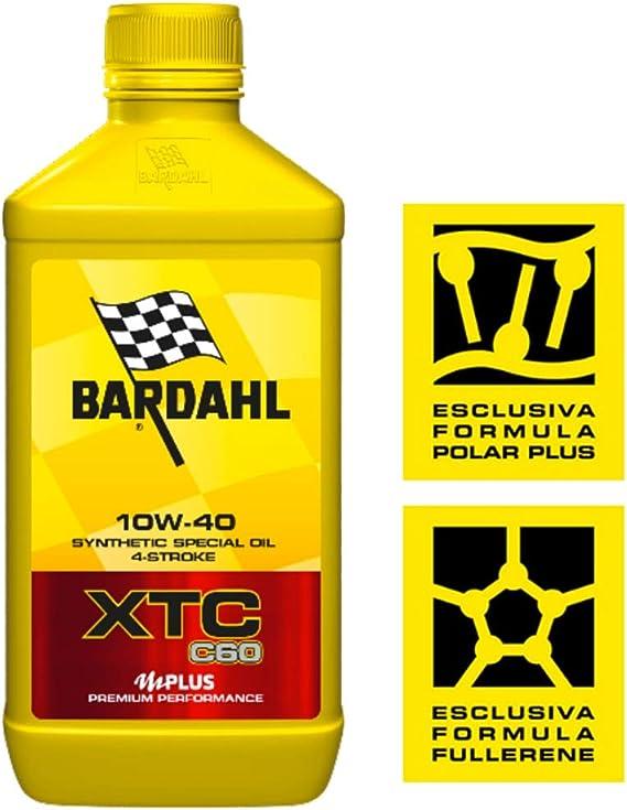 Bardahl 326140 Öl Auto
