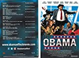 2012 The Obama Effect Movie Studio Promotional Card