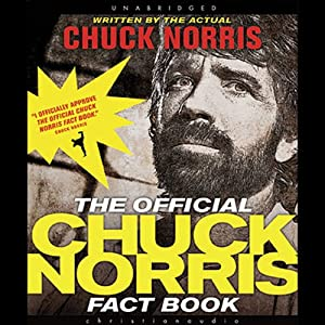 The Official Chuck Norris Fact Book Audiobook