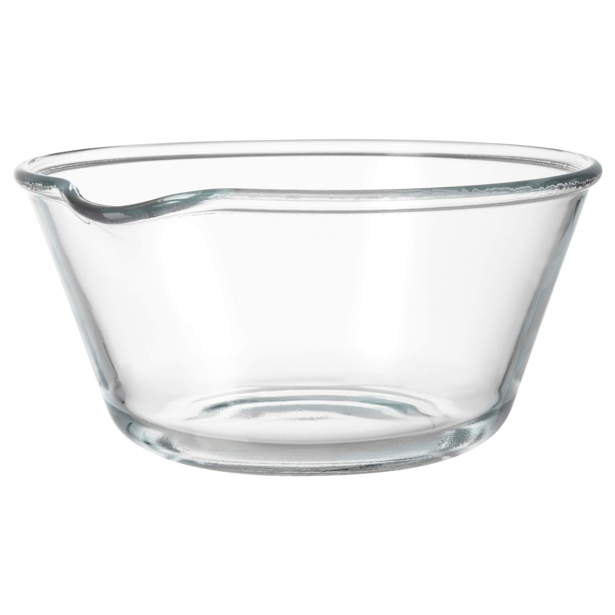 IKEA 702.892.48 Vardagen Bowl, Clear Glass