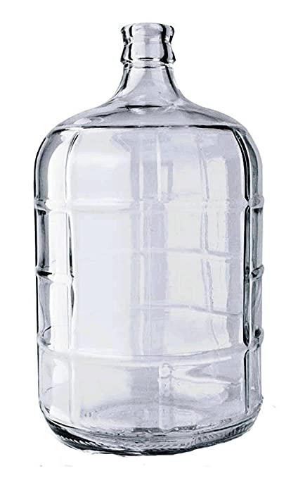 07c2893d40 Amazon.com: HomArt Glass Water Jug - 3 Gallon: Kitchen & Dining