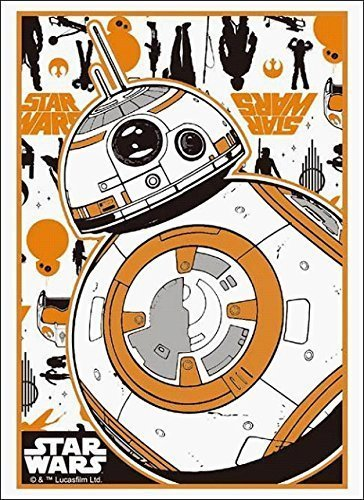 Star Wars BB-8 Part2 Trading Anime Card Game Character Sleeves Protector v1280
