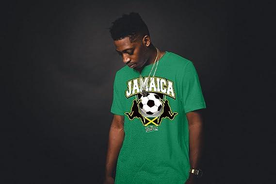 caf3ffa69ec Amazon.com  Encore Jamaica Soccer Shirt 2018 Jamaican Futebol Worldcup T  Shirt Gifts  Clothing