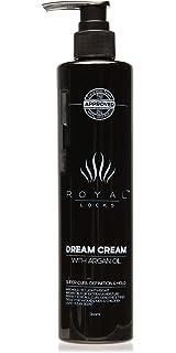 Royal Locks Crema o Gel para Peinar Rizos - Define e Hidrata - Activador que Combate
