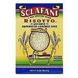 Risotto - Genuine Superfino Arborio Rice Twelve 1lb. Vacuum Packed Boxes