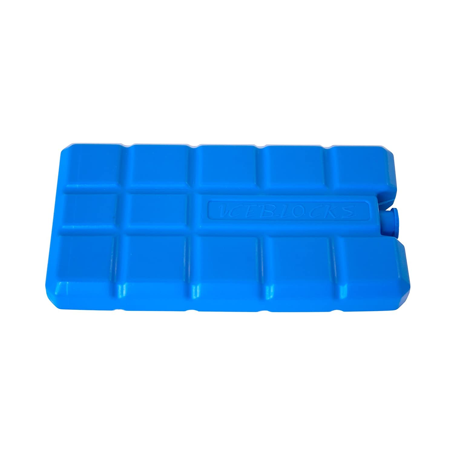 2 Ice Packs for Cooling Bag or Box ToCi Ice Packs Each with 200/ml