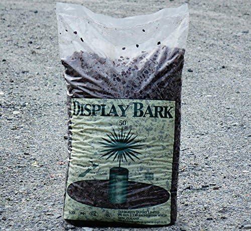 【業務用の大容量サイズ】 ディスプレイ バーク (小粒) 50L【資材】 マルチング材 乾燥防止 園芸用品 装飾用
