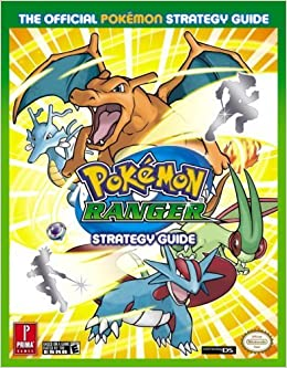 Book Pokémon Ranger: The Official Pokémon Strategy Guide by (2006-10-31)