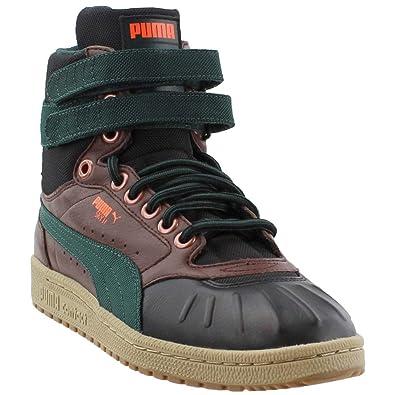 ffffd4334c61c Amazon.com   PUMA Mens Sky II High Duck Winter Athletic   Shoes