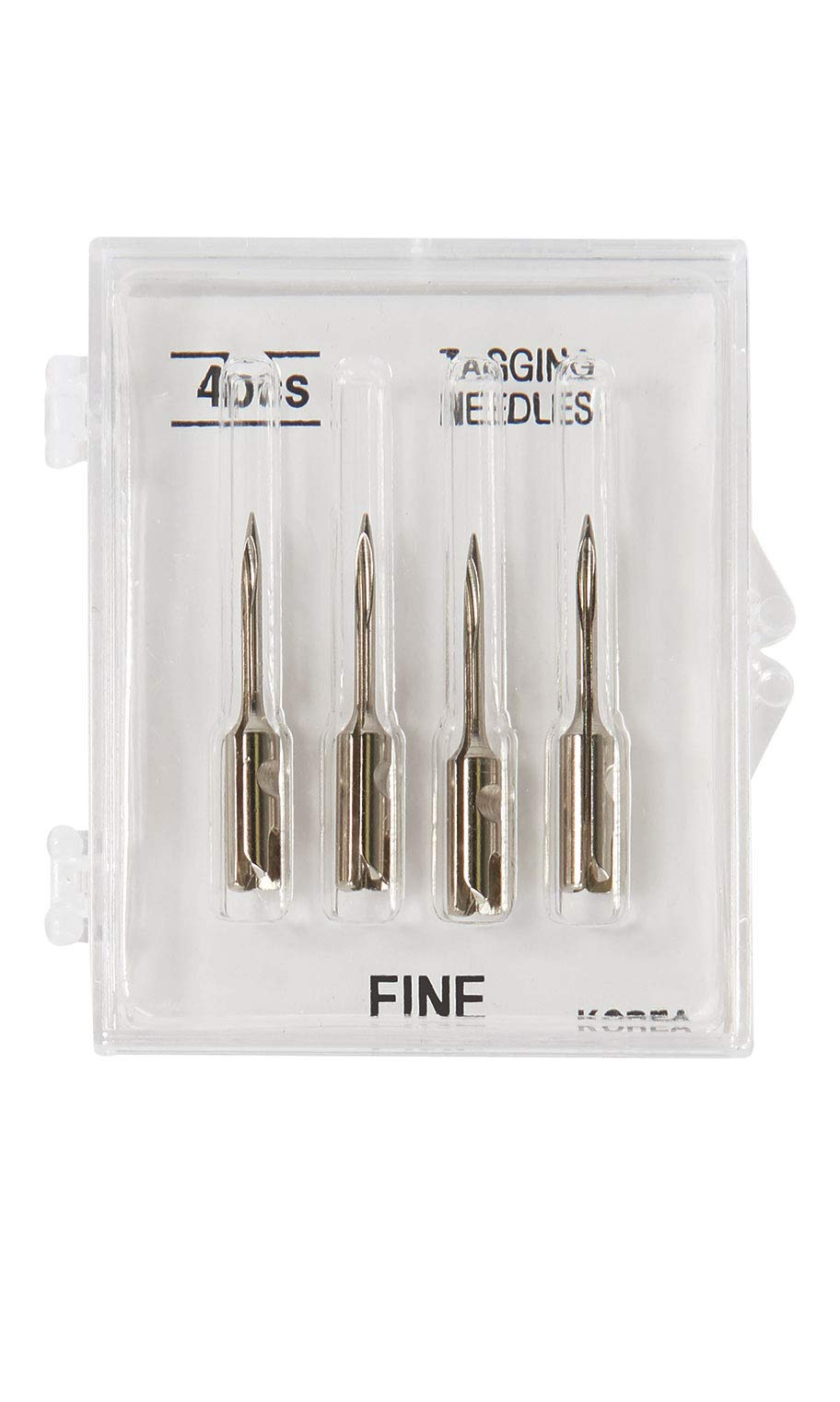 All Steel Fine Fabric Tagging Gun Replacement Needles- Box of 4 by SSWBasics
