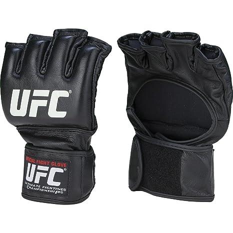 acquista per genuino bello economico scegli autentico UFC - Guantoni ufficiali, nero (nero), XXL: Amazon.it: Sport ...